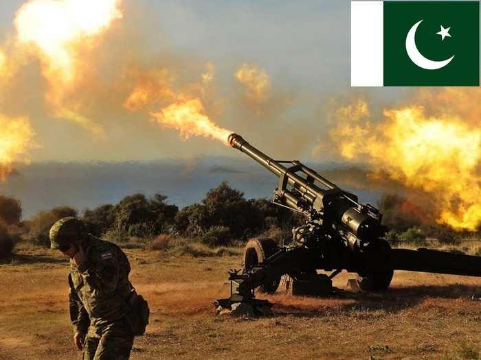Pak Army Tank 01