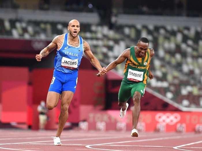 इटलीचा जॅकोब बनला उसेन बोल्टचा उत्तराधिकारी; १०० मीटरची शर्यत जिंकली