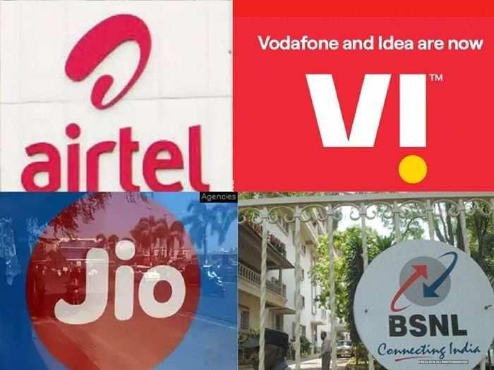 Best Prepaid Plans Of Jio Airtel Vi BSNL Under Rs 200