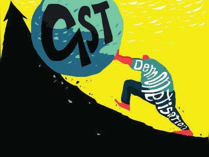 Maharashtra State lost out on GST share for 3 years, says Sena MP