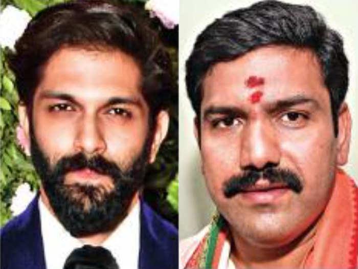 maharashtra amit raj thackeray karnataka by vijyendra these leader son ready to take fathers place