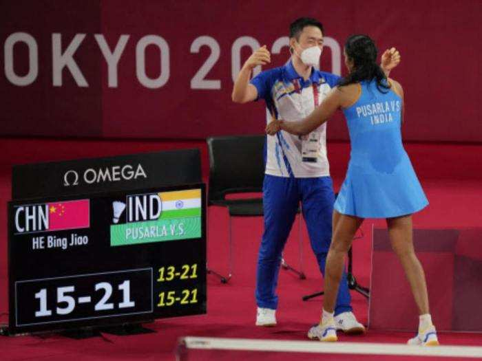 pv sindhu coach park tae sang behind her success at tokyo olympics 2021