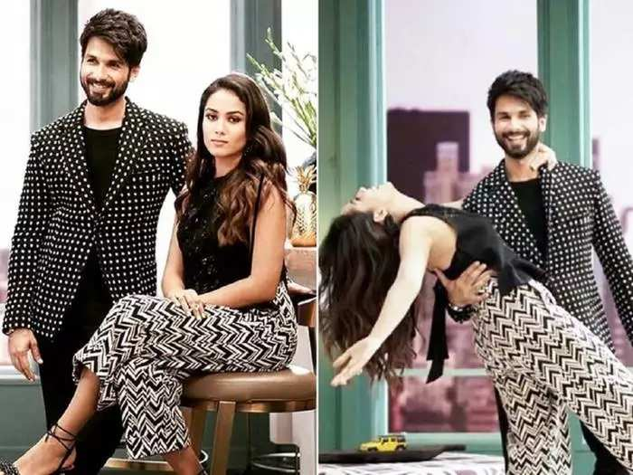 shahid kapoor wife mira rajput trolled for off shoulder black gown at vogue beauty awards 2019
