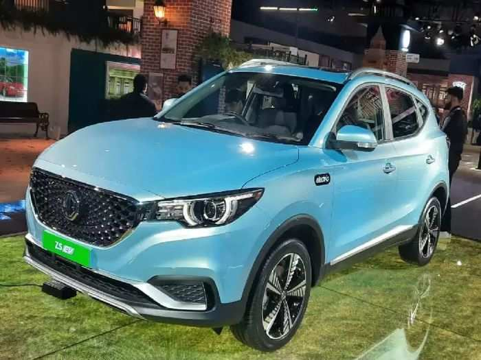mg zs ev receives over 600 bookings in july which is its highest since launch after january 2020