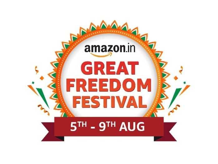Amazon Great Freedom Festival