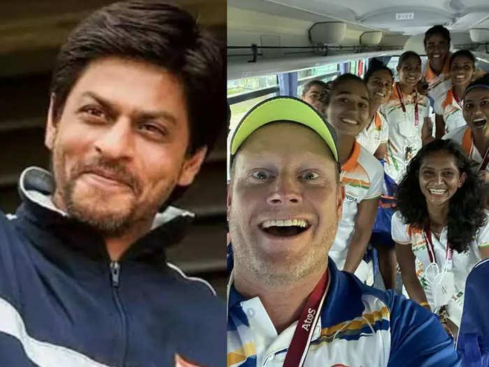 धनतेरस पर गोल्ड लाना.. हॉकी टीम की सेल्फी पर कोच से बोले शाहरुख खान, मिला मस्त जवाब