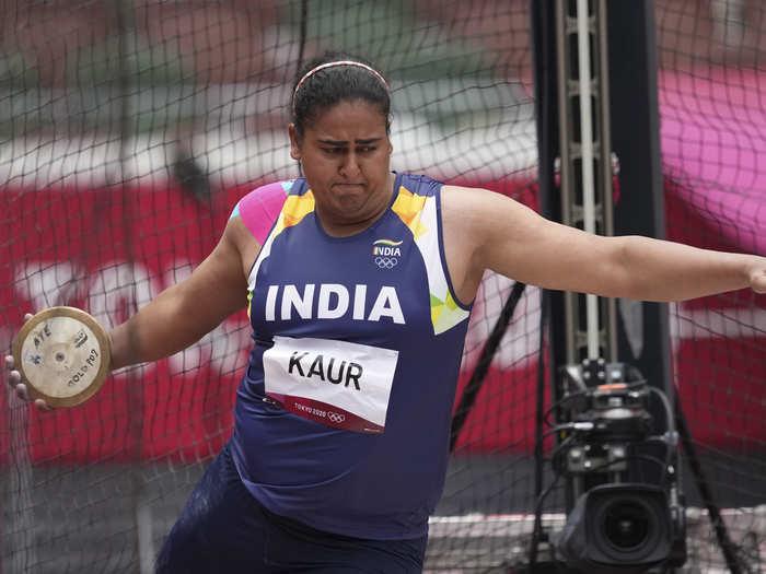 खुब लढी मर्दानी... फक्त तीन स्थानांनी हुकले भारताचे पदक, कमलप्रीत कौर भन्नाट कामगिरीनंतरही अपयशी