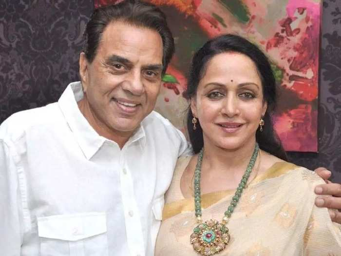hema malini talk about her relationship with dharmendra and talk about she did not get enough time with dharmendra