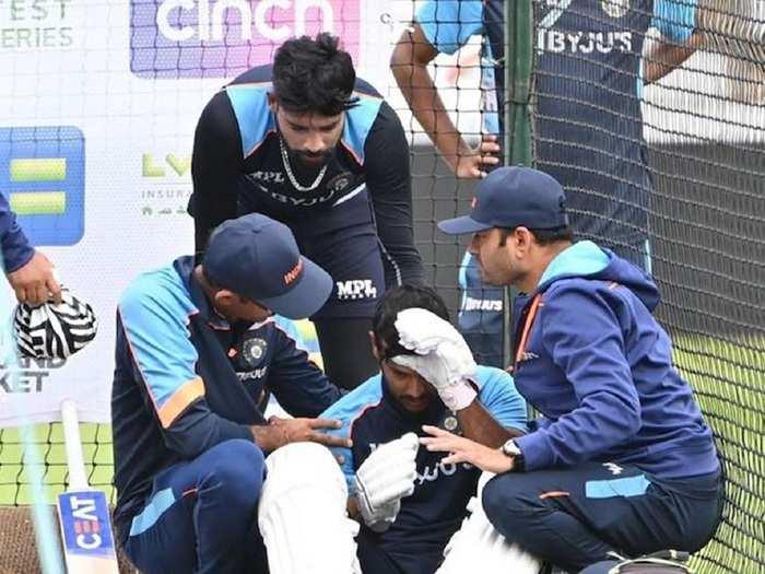 Mayank Agarwal India Test