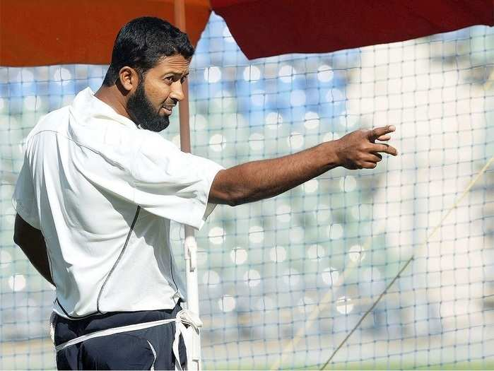Wasim Jaffer Team India