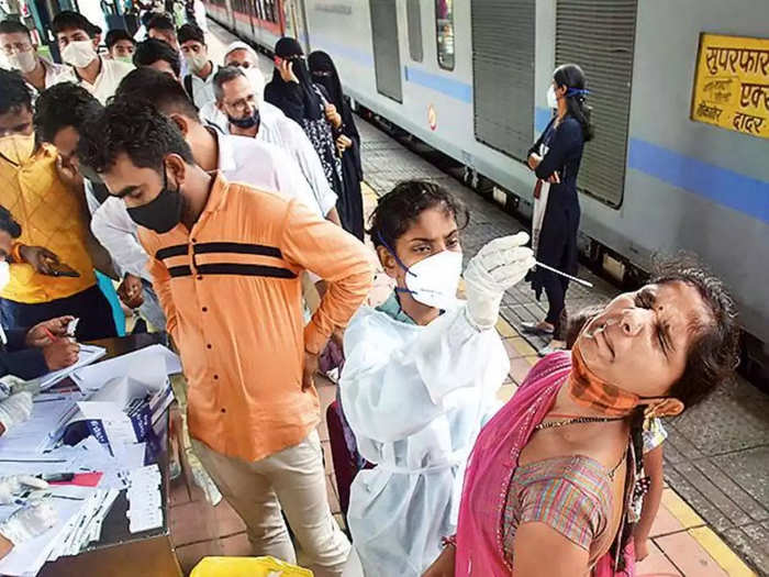 mumbai registered 259 new cases in a day