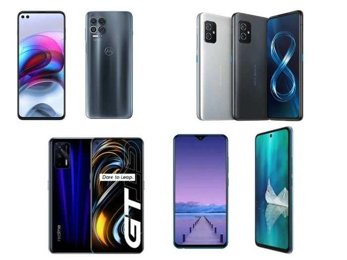Upcoming Smartphones in August 2021