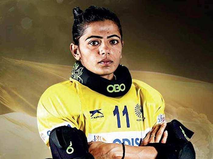 राजस्थान में जन्मी इस बिटिया का ओलंपिक में दिखा जबर कमाल, 7 गोल बचाकर बनी हॉकी की ग्रेट वॉल