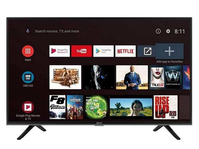 Smart LED TV Under 15000