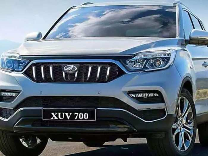 Mahindra XUV700 Launch Date Expected Price Features