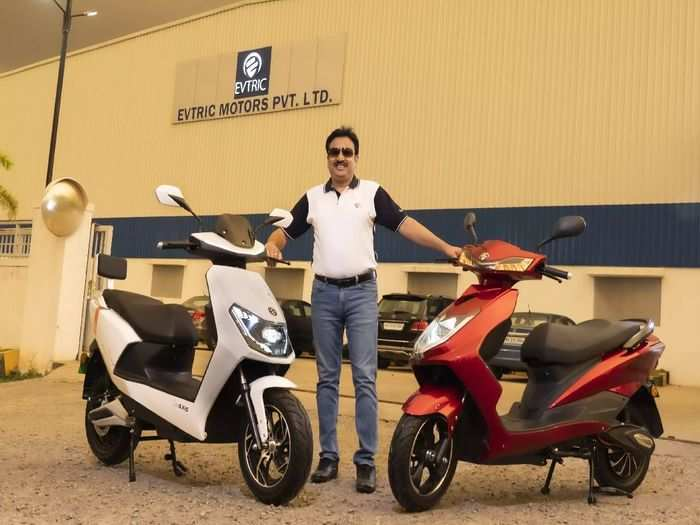 pune based patil automation launches evtric axis and evtric ride e-scooters check price range and all other details