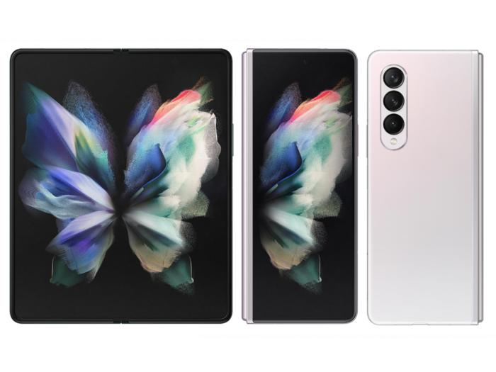 Samsung new foldable smartphones