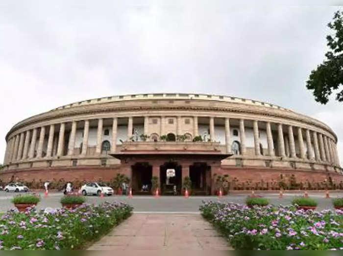 lok sabha passes essential defence services bill amid din