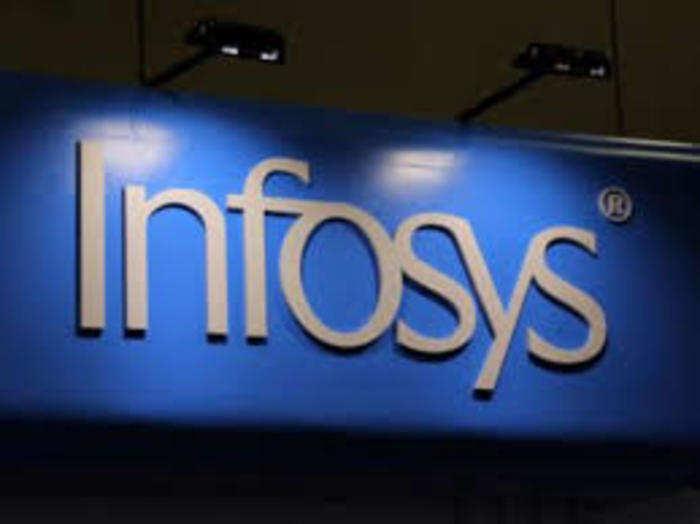 इन्फोसिस का मार्केट कैप 704,495.38 करोड़ रुपये पहुंच गया है।