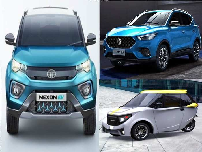 Electric Cars In India Sale Price Features