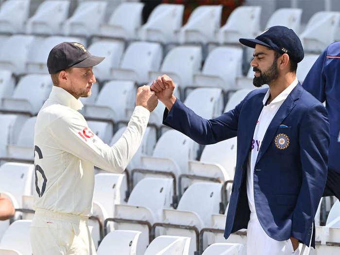 भारत विरुद्ध इंग्लंड