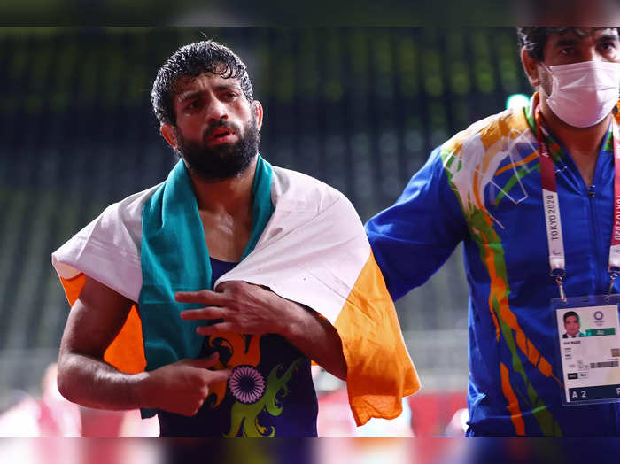 Indian Olympic Coaches Ravi kumar dahiya Coach KreedOn