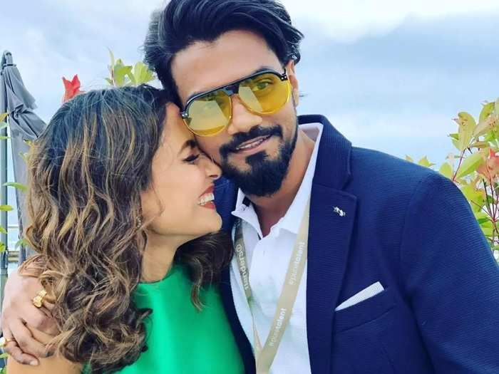 actress hina khan boyfriend rocky jaiswal reveals all things about cultural differences between their relationship