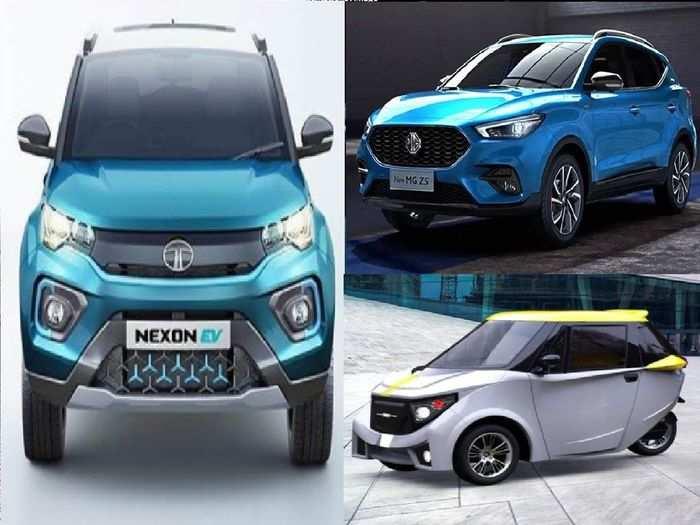 mahindra, tata, mg, hyundai, strom r3 top 6 affordable electric cars in indian market