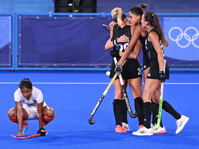 India vs Argentina SF Highlights: Argentina broke the golden dream of Indian women's hockey team, know where it went wrong