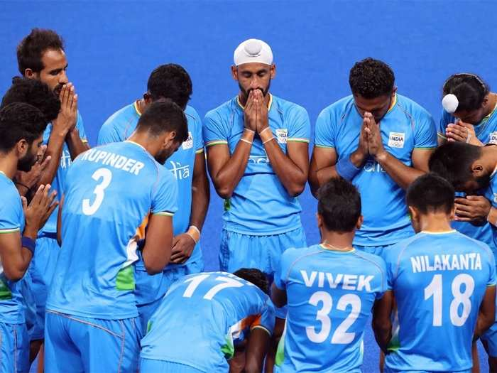 indian mens hockey team