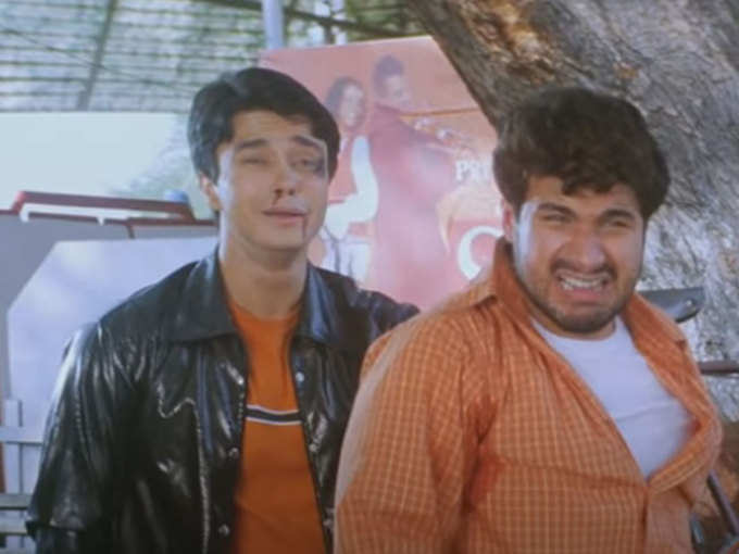 Darshan Kumar in a scene from the movie