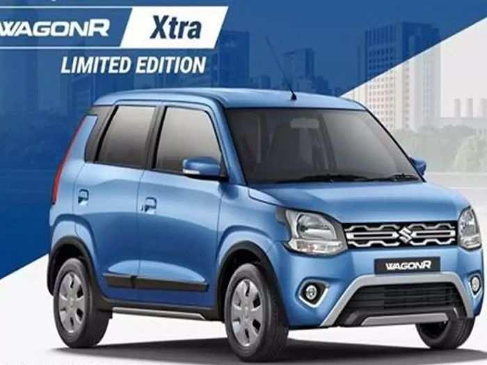 . Maruti WagonR Xtra Edition