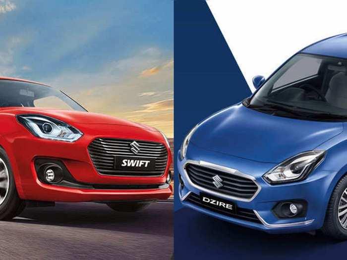 Maruti Swift CNG And Swift Dzire CNG Launch
