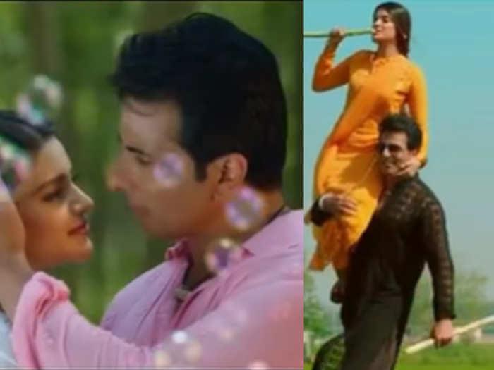 Sonu Sood shared teaser of his new song Saath Kya Nibhaoge