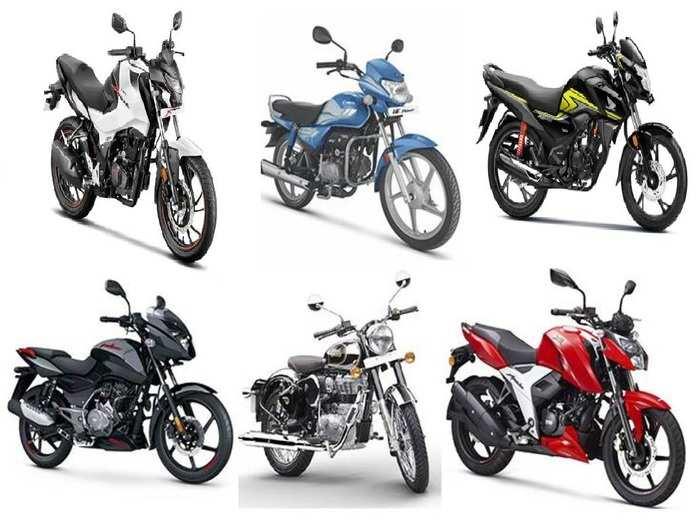 Hero Honda Royal Enfield Bajaj TVS Bikes Sale