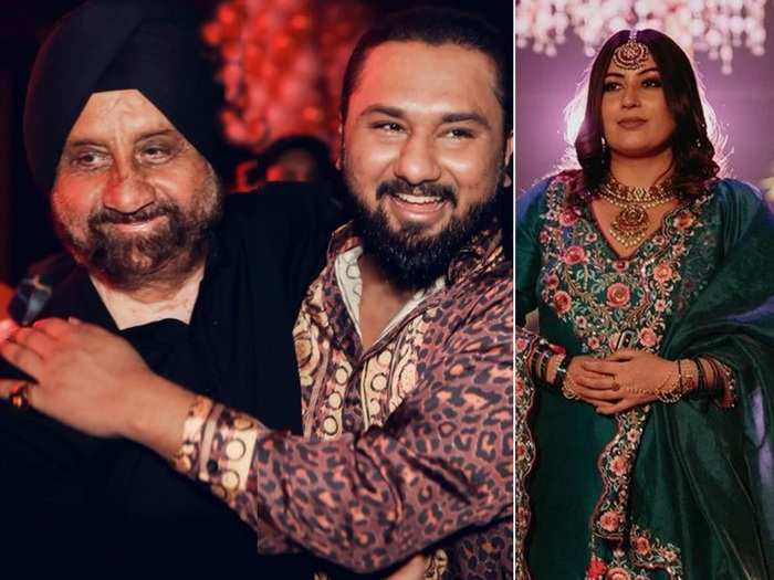 Shalini Talwar Claims father in law touched Breast: Honey Singh's wife  claims father in law Sardaar Sarabjit Singh walked into her room and grazed  hands over her Breast- हनी सिंह की पत्नी