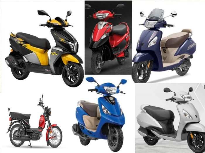 TVS Scooters Price Hike In india Upto Rs 2336
