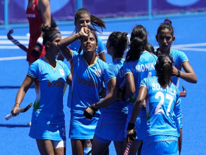 tokyo olympic games 2020 india women hockey match bronze india women vs great britain