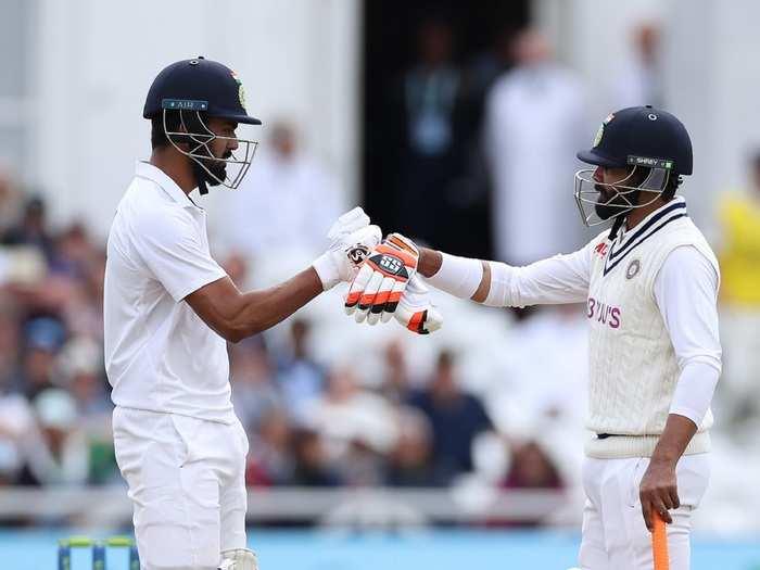 KL Rahul and Ravindra Jadeja