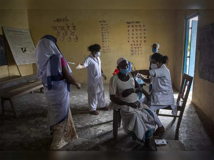 over 50 crore covid vaccine doses administered in india
