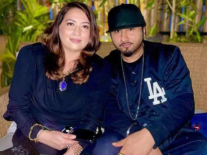 Shalini Talwar and Honey Singh