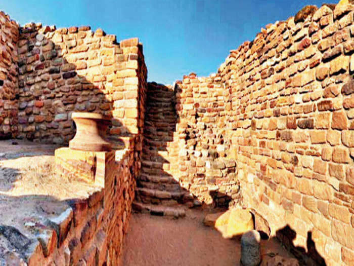 धोलावीरा आणि रामप्पा मंदिर