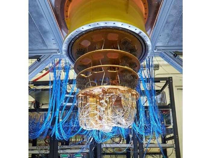 प्रतीक्षा क्वांटम संगणकाची