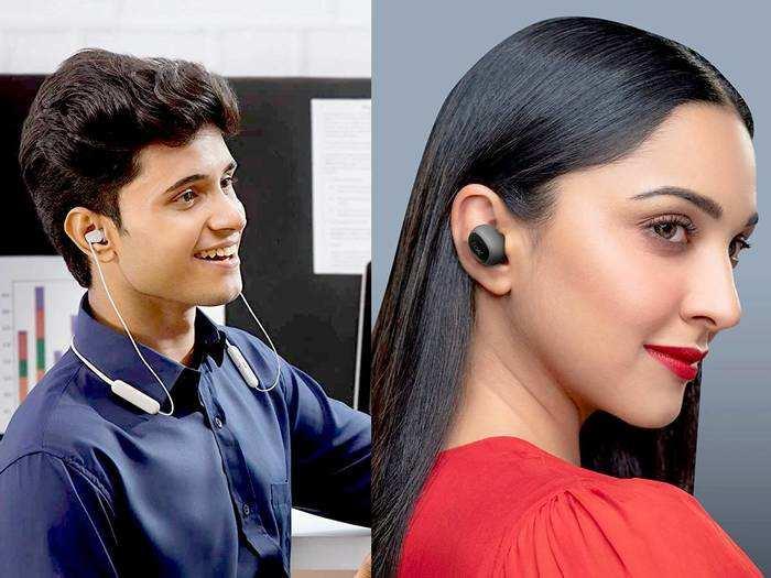 Earbuds & Headset : जबरदस्त साउंड क्वालिटी वाले ईयरबड्स और हेडसेट शानदार डिस्काउंट के साथ खरीदें