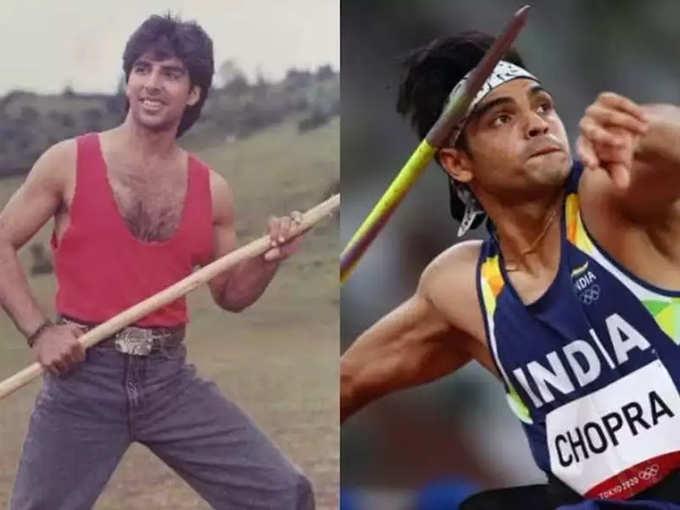 Akshay Kumar on memes featuring him and Olympic gold medalist Neeraj Chopra