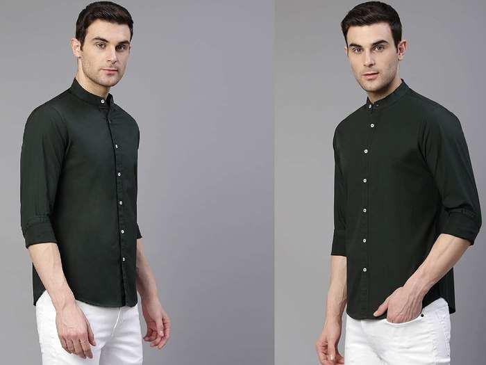 Great Freedom Festival Sale से मात्र 669 रुपए में खरीदें ये ब्रांडेड Mens Shirt