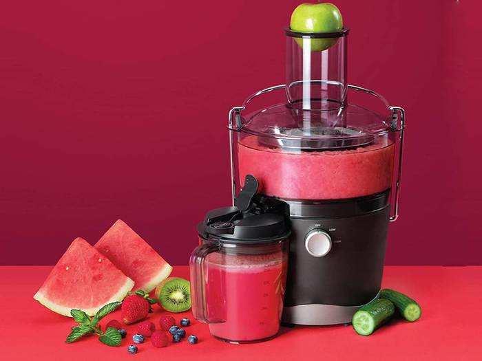 अच्छी सेहत के लिए फ्रेश जूस है लाभदायक, इन बेस्ट Juicer से बनाएं फलों और वेजिटेबल जूस