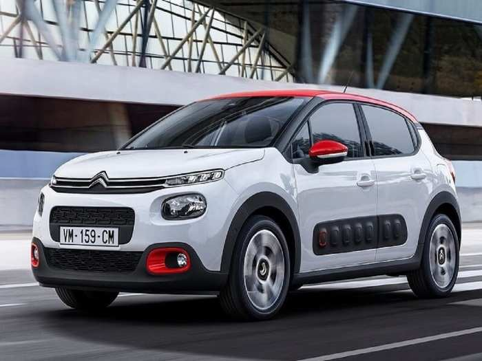 Citroen C3 Compact SUV India Launch Price Features