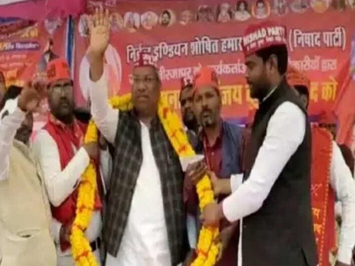 up vidhan sabha election 2022: UP VidhanSabha Election 2022: निषाद पार्टी  का बीजेपी पर आरोप, कहा- उदासीन रवैया भारी पड़ेगा - nishad party's  allegation on bjp said indifferent attitude will be heavy ...