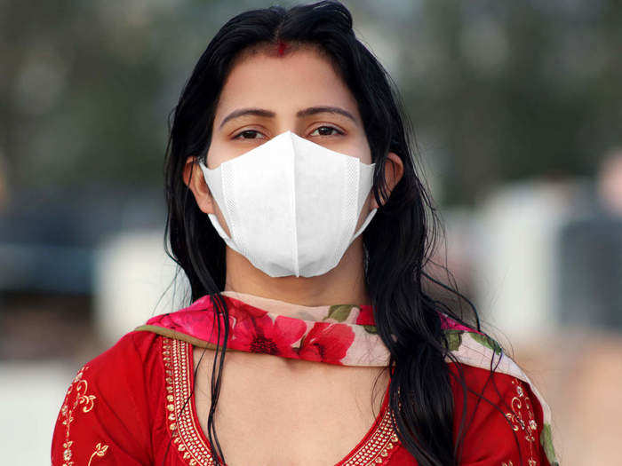 coronavirus india wearing mask is compulsory in these places to avoid the risk of delta variant